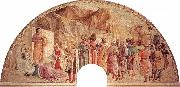 Adoration of the Magig dg GOZZOLI, Benozzo
